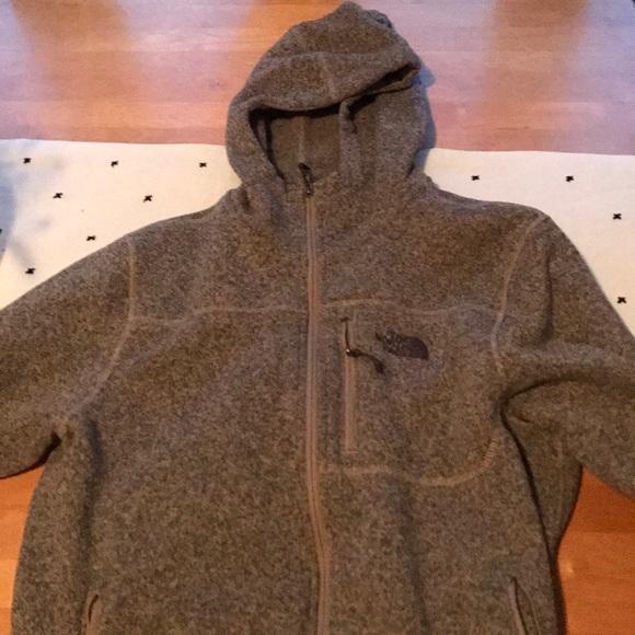 48d5aada1 The north face Gordon Lyons full zip fleece hoodie